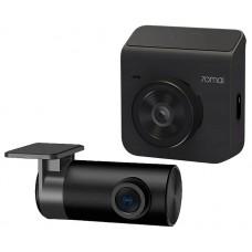 Видеорегистратор Xiaomi 70mai Dash Cam A400 + камера RC09 Серый