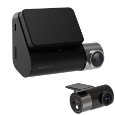 Видеорегистратор Xiaomi 70mai Dash Cam Pro Plus + Rear Cam Set A500S-1 Чёрный