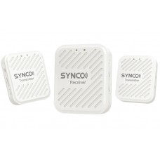 Радиосистема SYNCO G1(A2) RX + 2TX Белая