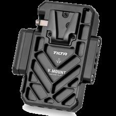 Батарейная площадка Tilta Float System V-Mount Battery Plate