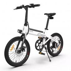Электровелосипед Xiaomi HIMO C20 Electric Power Bicycle Белый