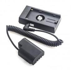 Адаптер питания DigitalFoto DMW-DCC12 от аккумулятора NP-F970